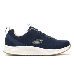 Skechers Skyline blauw sneakers heren
