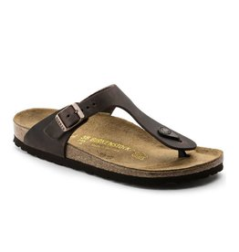 Birkenstock Gizeh habana bruin sandalen unisex (S)