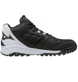 Mizuno Dominant As Mid zwart outdoor korfbalschoenen uni
