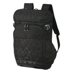 Mizuno Style rugzak zwart camouflage