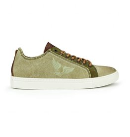PME Legend Vulto groen sneakers heren
