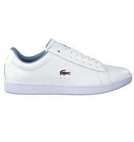 Lacoste Carnaby EVO 118 5 SPW wit sneakers dames