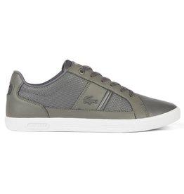 Lacoste Europa 417 1 grijs sneakers heren