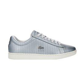Lacoste Carnaby EVO 119 9 SFA zilver sneakers dames