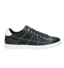 Gaastra Tiller Nappa M  donkerblauw sneakers heren