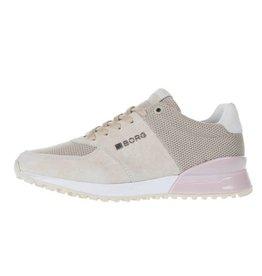 Björn Borg R200 Low CTR W zand roze sneakers dames