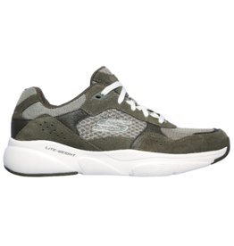 Skechers Meridian Ostwall groen sneakers heren