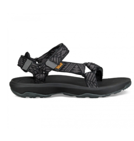Teva K Hurricane xlt 2 zwart sandalen kids