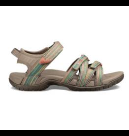 Teva W Tirra beige multicolor sandalen dames