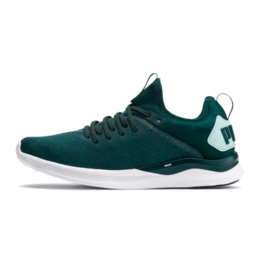 Puma Ignite Flash EvoKNIT SR Wm's groen sneakers dames