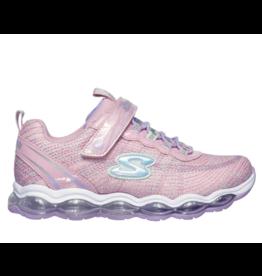 Skechers Glimmer Lights roze sneakers meisjes