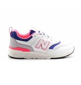 New Balance CM997HAJ wit sneakers dames