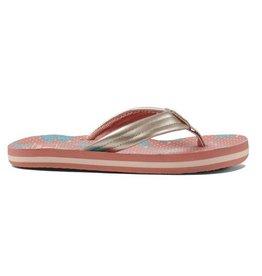Reef Kids AHI Cactus roze slippers kids