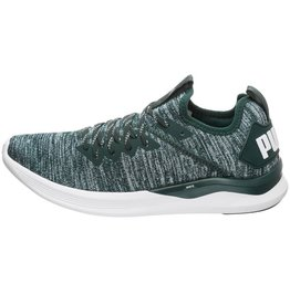 Puma Ignite Flash EvoKNIT groen sneakers dames