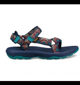 Teva T Hurricane xlt 2 blauw sandalen kids