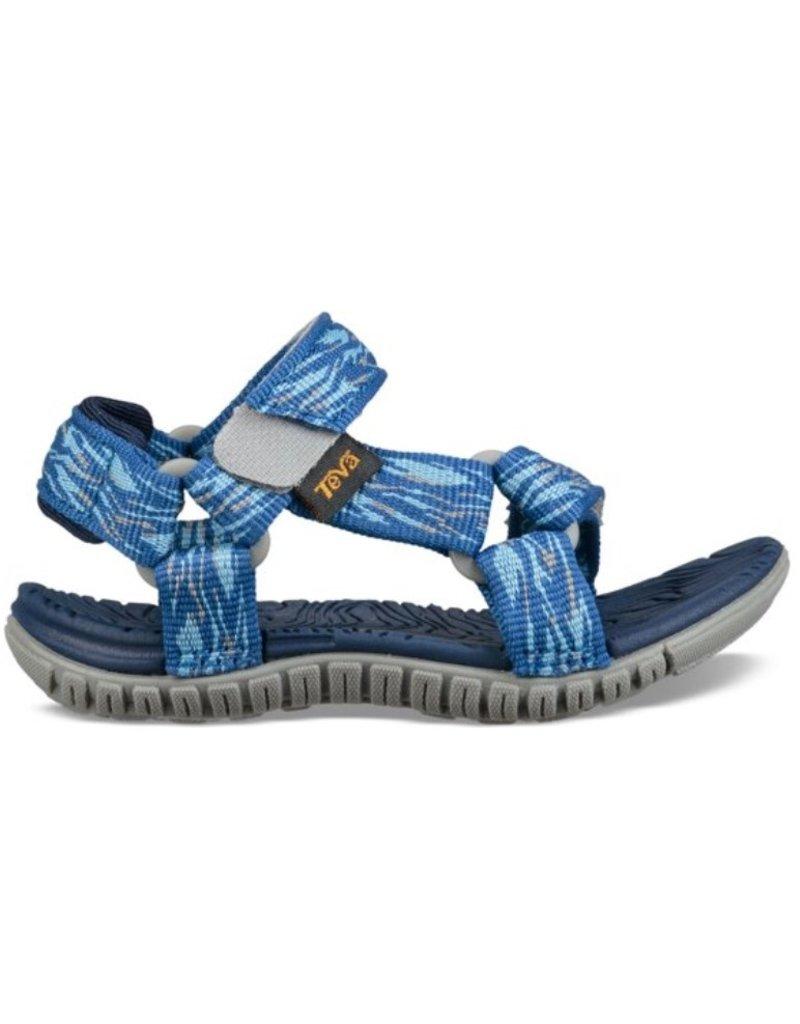 hot sale online 341c1 a7023 Teva Teva Hurricane 3 blauw sandalen kids (maat 19-27)