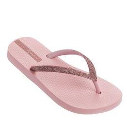 Ipanema Lolita roze glitter slippers meisjes