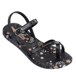 Ipanema Fashion zwart sandalen meisjes