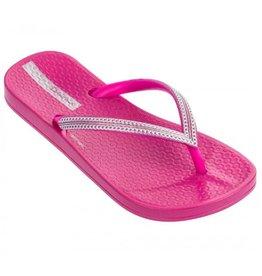 Ipanema Anatomic Mesh roze slippers kids