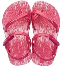 Ipanema Fashion roze sandalen baby's