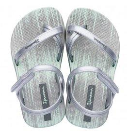 Ipanema Fashion zilver sandalen baby's