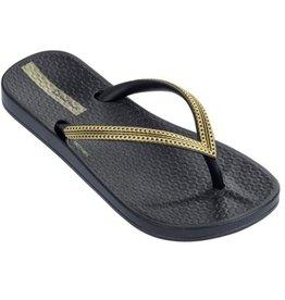 Ipanema Anatomic Mesh zwart slippers kids