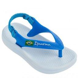 Ipanema Anatomic Soft blauw sandalen baby's