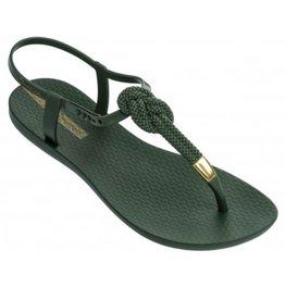 Ipanema Class Glam groen sandalen dames
