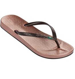 Ipanema Anatomic Brilliant rosé bruin slippers dames