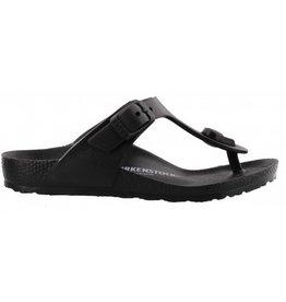 Birkenstock Gizeh Eva narrow zwart slippers kids