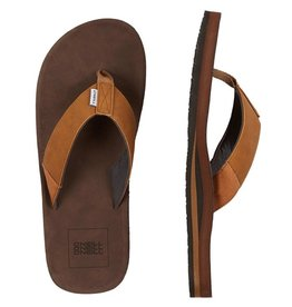 O'Neill FM Chad Deep Taupe bruin slippers heren