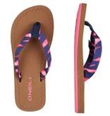 O'Neill O'Neill FM Woven Strap blauw roze sandalen kids
