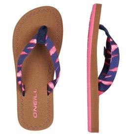 O'Neill FM Woven Strap blauw roze sandalen kids