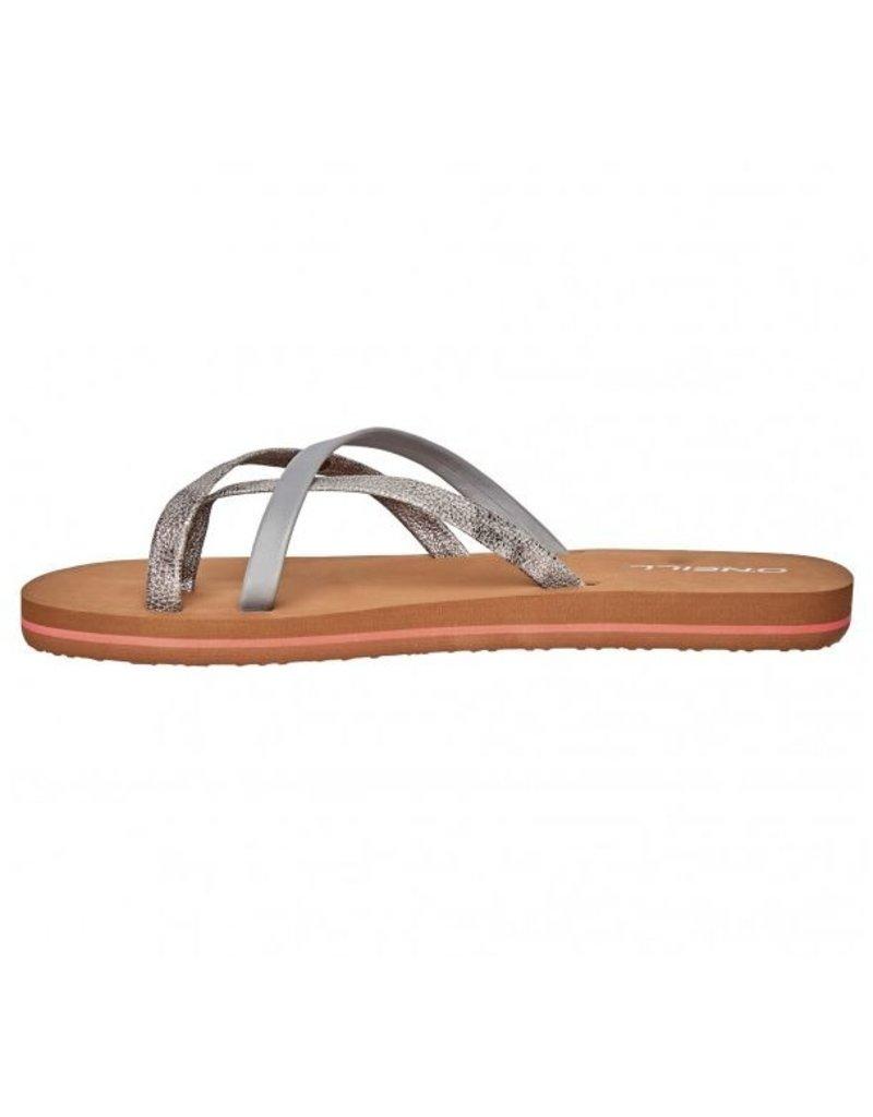 O'Neill O'neill FM Queen II bruin slippers dames