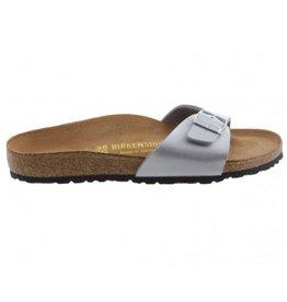 Birkenstock Madrid silver sandalen dames