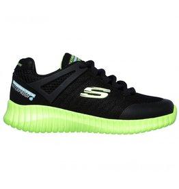 Skechers Elite Flex Hydropulse zwart sneakers kids