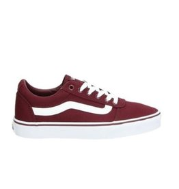 Vans MN Ward rood sneakers heren