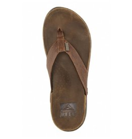 Reef J-Bay III coffee slippers heren