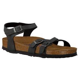 Birkenstock Kumba narrow zwart sandalen dames