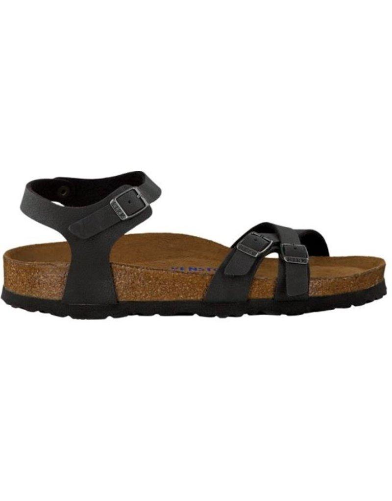 Birkenstock Birkenstock Kumba narrow zwart sandalen dames (S)