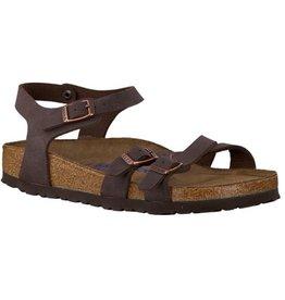 Birkenstock Kumba habana narrow bruin sandalen dames (S)