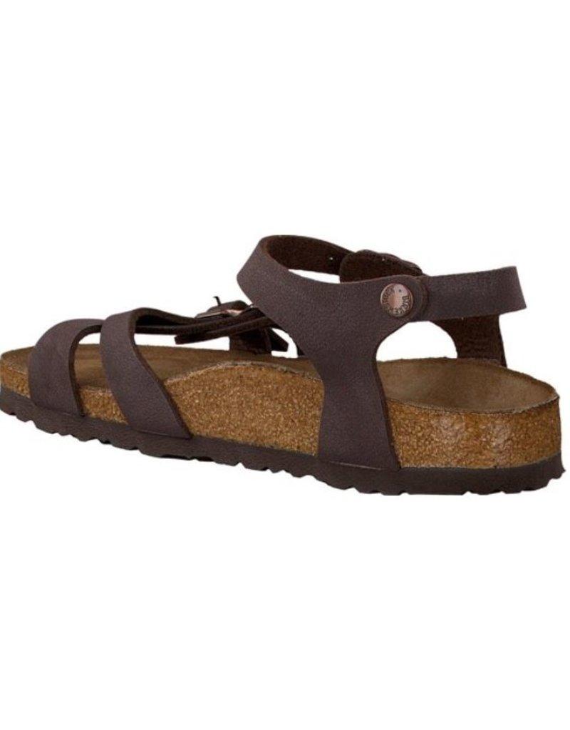 Birkenstock Birkenstock Kumba habana narrow bruin sandalen dames (S)