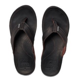 Reef Reef J-Bay III zwart slippers heren