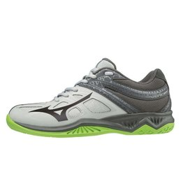 Mizuno Lightning Star Jr grijs volleybalschoenen kids