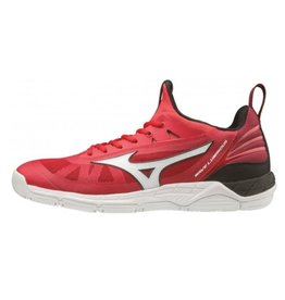 Mizuno Wave Luminous rood volleybalschoenen unisex