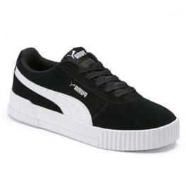 Puma Carina zwart wit sneakers dames