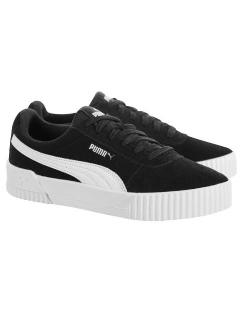 Puma Puma Carina zwart wit sneakers dames