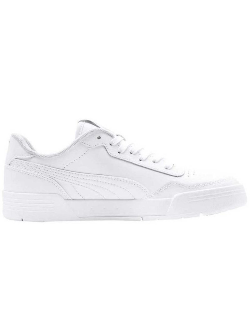 Puma Puma Caracal Jr wit sneakers unisex