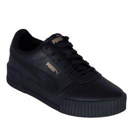 Puma Carina L zwart sneakers dames