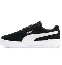 Puma Carina Jr zwart sneakers kids